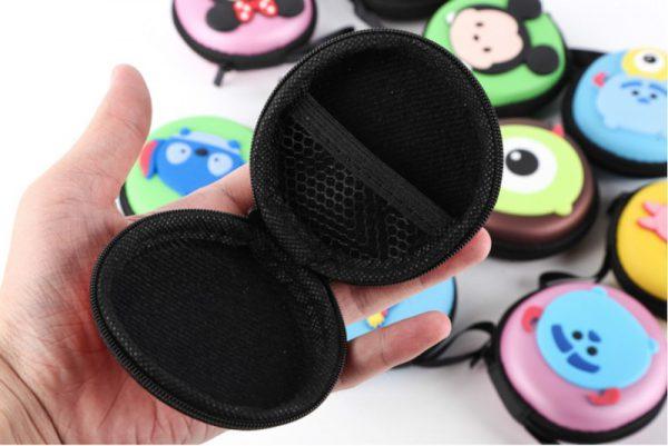 オリジナル コインケース 小物.小銭入れポーチの製作、名入れのご案内です。