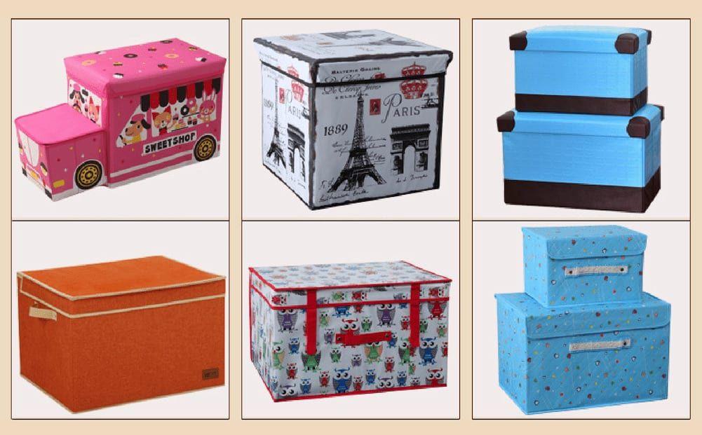 雑物収納ボックス オリジナルデザイン制作のご案内です。