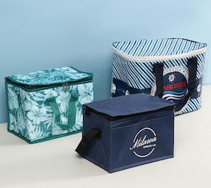 激安保温・保冷バッグをオリジナル名入れ印刷・製作します
