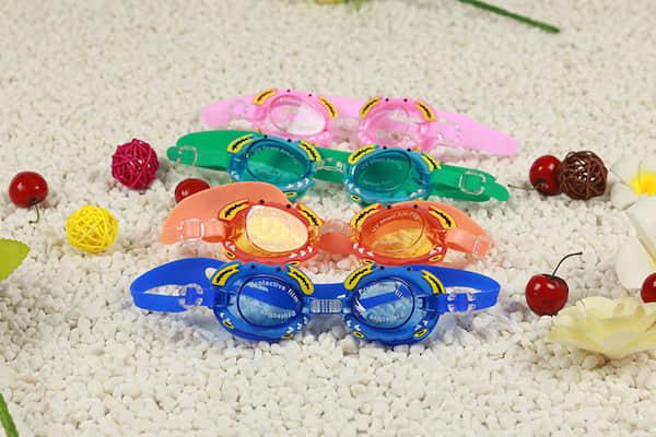 ご希望のデザインでオリジナル「スイミングゴーグル」水中メガネを製作