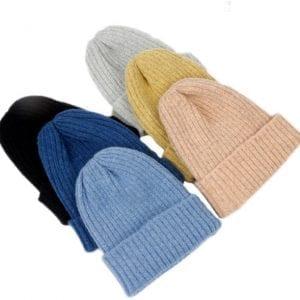ノベルティ製造-オリジナルニット帽子製作