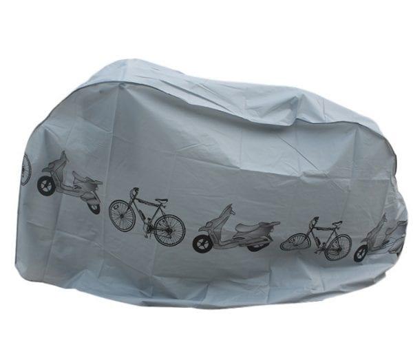 自転車カバーオリジナル製作のノベルティ製造