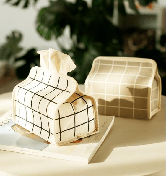 ティッシュカバー オリジナル製作のノベルティ製造