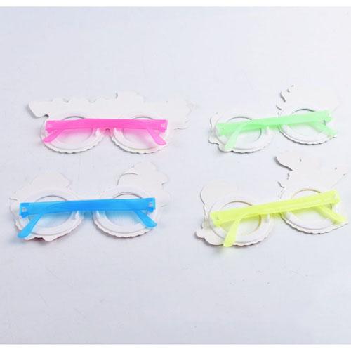 紙製トイサングラスオリジナル名入れ印刷・製作