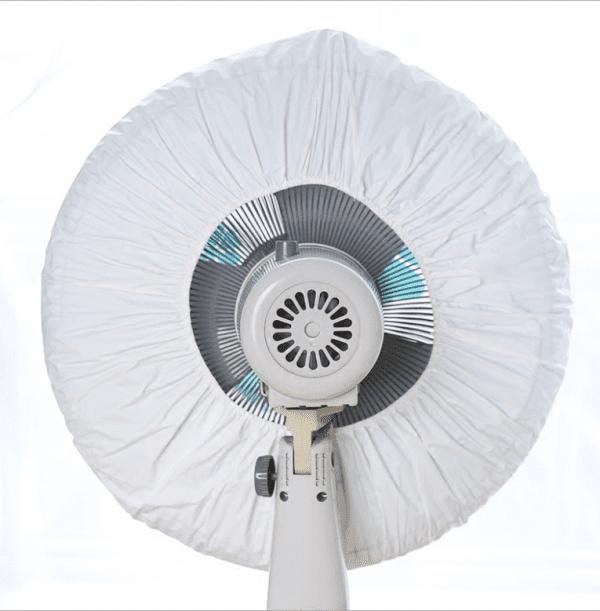 扇風機カバーオリジナル製作のノベルティ製造