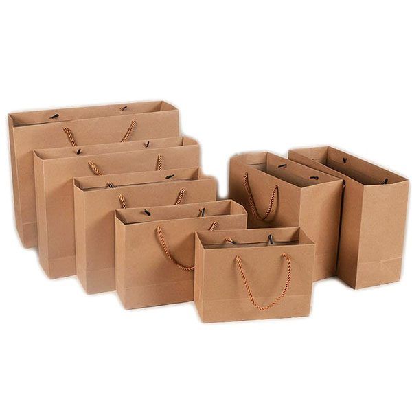 各種 紙バッグ・ショッピングバッグオリジナル製作-ノベルティ製造