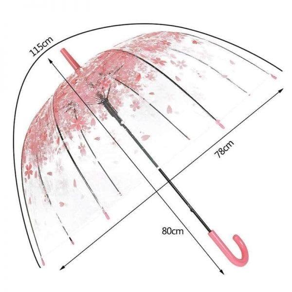ビニール傘オリジナル製作-ノベルティ製造