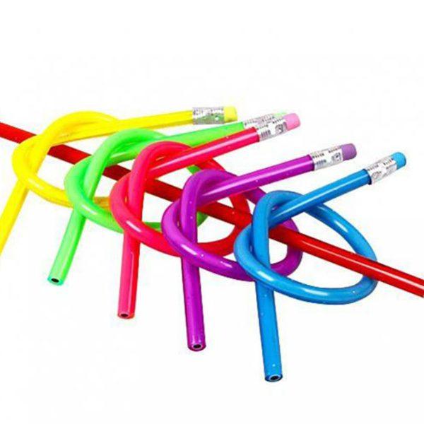 曲がる鉛筆オリジナル製作のノベルティ製造