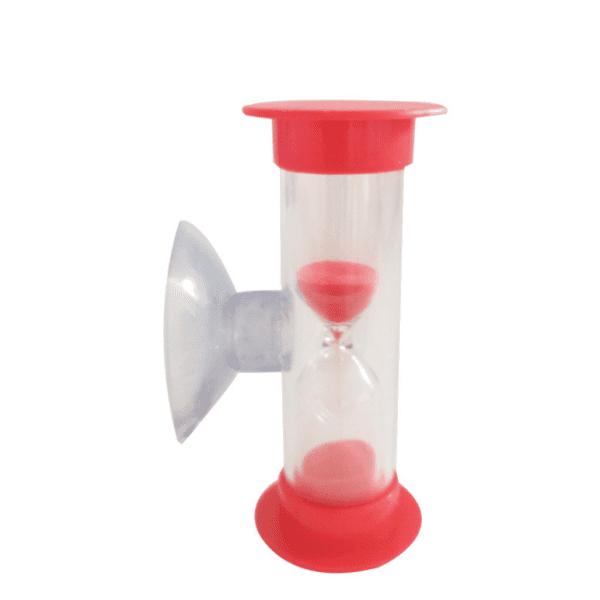 吸盤付き 砂時計オリジナル製作のノベルティ製造
