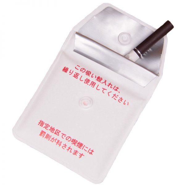 オリジナル 携帯灰皿制作、名入れのご案内です。