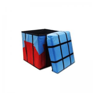 折りたたみ ボックススツールオリジナル製作のノベルティ製造