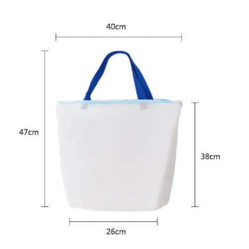 普通サイズオリジナル洗濯バッグ