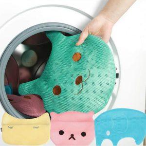 キャラクターの洗濯ネット・ランドリーネットオリジナル製作イメージ画像