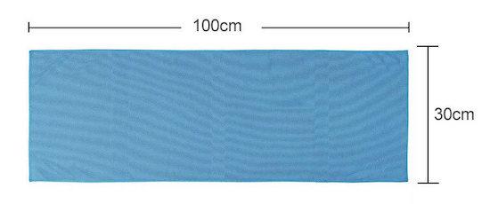 冷感・スポーツタオル通常大きめサイズ
