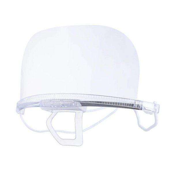 飛沫・ウイルス対策グッズ、透明マスク「マスケットライト」をオリジナル名入れ印刷・製作します。